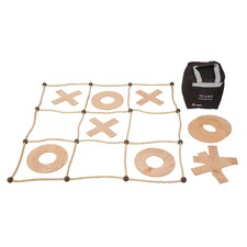 Uber Wooden Noughts and Crosses