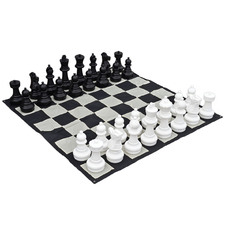 Large 32 Chess Piece Set