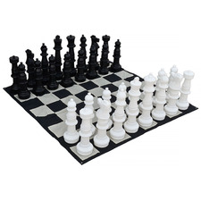 Giant 32 Chess Pieces Set