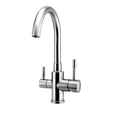 Stainless Steel Kitchen Mixer Tap With Filtered Water Outlet