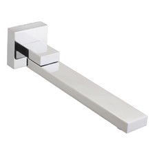 Square Swivel Bath Spout