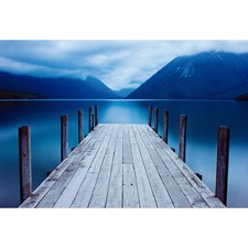 Tranquil Jetty Canvas