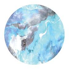 Sea Washed Acrylic Glass Wall Art by Emma Thomas