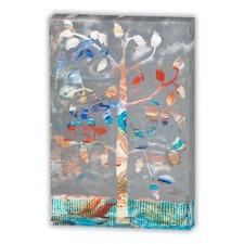 Tree of Life Wisdom Canvas Wall Art