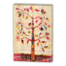 Tree of Life Emotion Canvas Wall Art