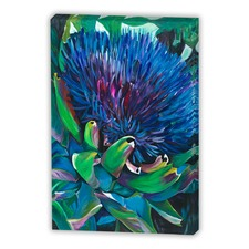 Artichoke Joie Canvas Wall Art