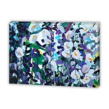 Wisteria 1 Canvas Wall Art