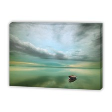 Boat Canvas Wall Art