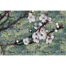 Almond Flowers Canvas Wall Art