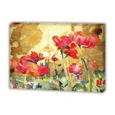 Poppy Luxe Canvas