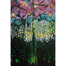 Secret Garden Canvas Wall Art