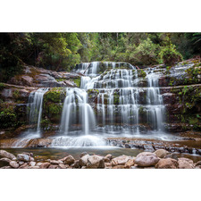 Liffey Falls Canvas Wall Art