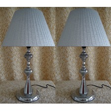 Heather Empire Table Lamp (Set of 2)