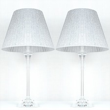 Laura Empire Table Lamp (Set of 2)