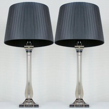 Erica Tapered Drum Table Lamp (Set of 2)