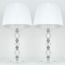 Daphne String Shade Table Lamp (Set of 2)