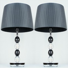 Cosmos Tapered Drum Table Lamp (Set of 2)