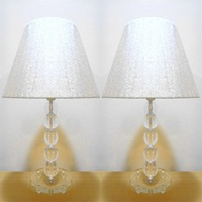 Imperial Empire Table Lamp (Set of 2)