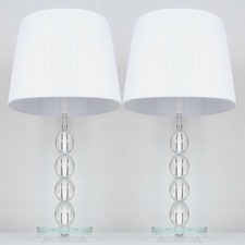 Imperial Tapered Drum Table Lamp (Set of 2)