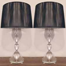 Iris String Shade Table Lamp (Set of 2)