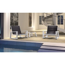 St Lucia 3 Piece Outdoor Lounge Set