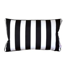 Striped Rectangular Outdoor Cushion