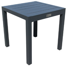 Florida Metal Outdoor Side Table