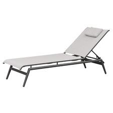 Aurelius Aluminium Sun Lounge