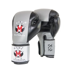 Gel Leather Boxing Gloves