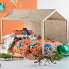 Dinotopia Cotton Quilt Cover Set