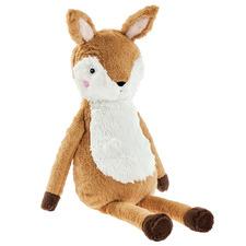 Brown Deirde Deer Novelty Cushion