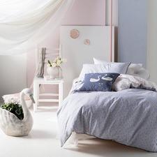 Celine Pink Quilt Cover Set