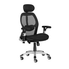 milan direct replica eames executive office. deluxe mesh ergonomic office chair with headrest milan direct replica eames executive