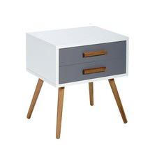 2 Drawer Vasby Bedside Table