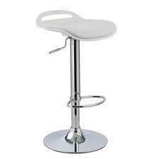 Cosmopolitan Adjustable Swivel Bar Stool