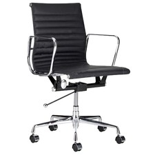 replica eames pu management office chair bedroomsweet eames office chair replicas