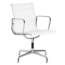 aluminium visitor mesh office chair eames reproduction bedroomsweet eames office chair replicas