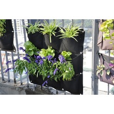 Vertical Hanging Garden - 9 Pocket