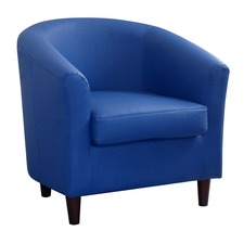 Curved Tub Chair
