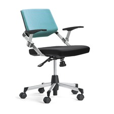 Space Mid Back Mesh Office Chair