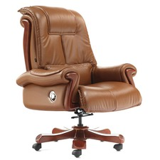 The Majestic Big & Tall Office Chair