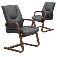 Cantilever Visitor Chair (Set of 2)