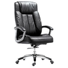Detroit Plush High Back Executive Office Chair
