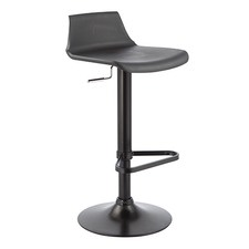Manhattan Adjustable Swivel Bar Stool