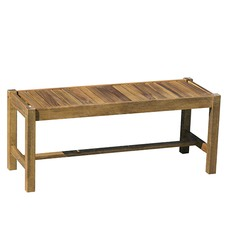 Sabadell 2 Seater Outdoor Timber Bench