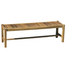 Sabadell 3 Seater Outdoor Timber Bench