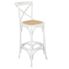 Bella 65cm Crossback Bar Stool