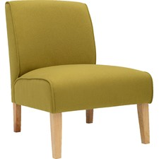 Chartreuse Zoe Accent Lounge Chair