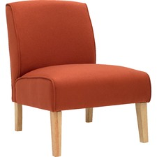 Terracotta Zoe Accent Lounge Chair