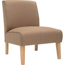 Beige Zoe Accent Lounge Chair